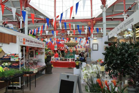 You Can Find Us In The Central Market St Helier Look Out For Sign That Says Flowers