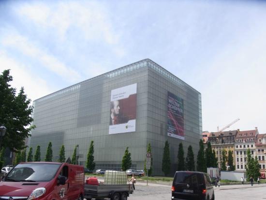Museum der Bildenden Künste: 外観