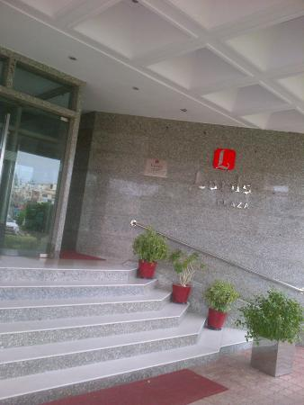 Lords Plaza Ankleshwar: Neat entrance