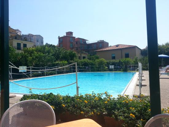 Pool at Hotel Girasole