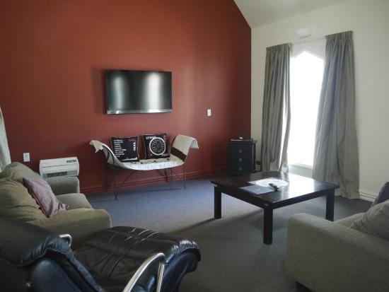 Chapel Apartments: Wohnzimmer