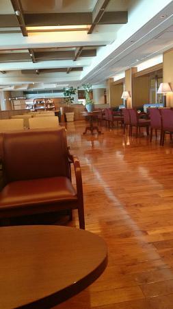 Yaizu Grand Hotel: お洒落なロビー