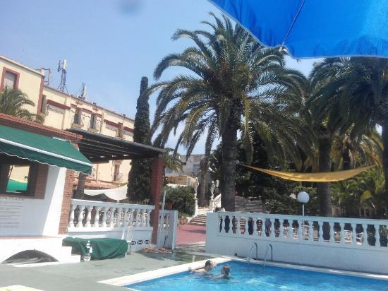 Hotel San Martin : Piscina