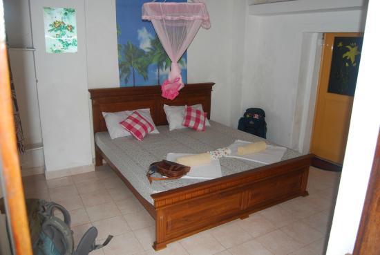 Hotel Weltevreden: Bedroom