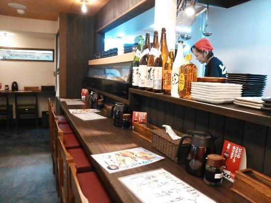 Donburichaya (Sapporo Shin-Nijoichiba): どんぶり茶屋1