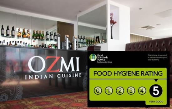 Food hygiene 5 picture of ozmi indian cuisine for Hygiene cuisine