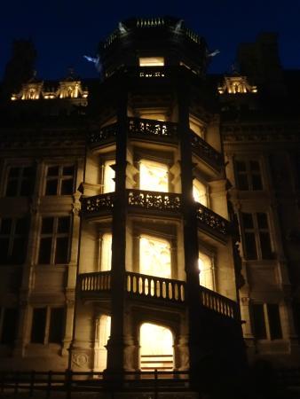 escalier picture of chateau royal de blois blois tripadvisor