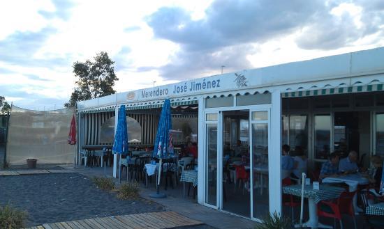 Restaurante Jose Jiminez : Вид
