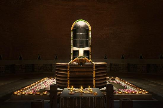 Dhyanalinga Temple: Dhyanalinga