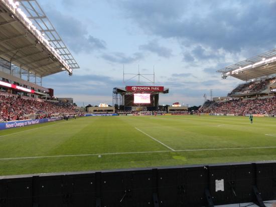 Great Toyota Park (Bridgeview Stadium): Toyota Park, Chicago Fire Soccer Club