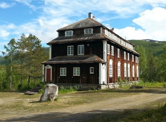 Ballangen Municipality, النرويج: Museet.