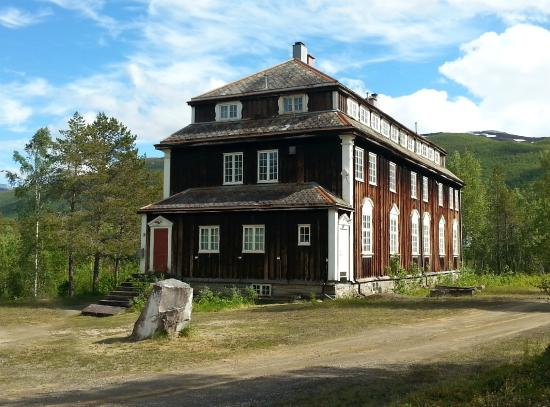 Ballangen Municipality, Norway: Museet.