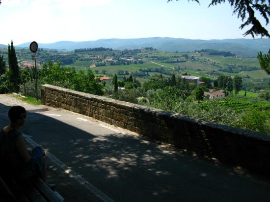 La Bottega Di Giovannino: View from village walls