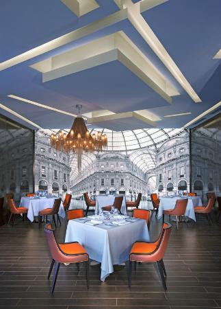 BiCE - Italian Restaurant - Interior