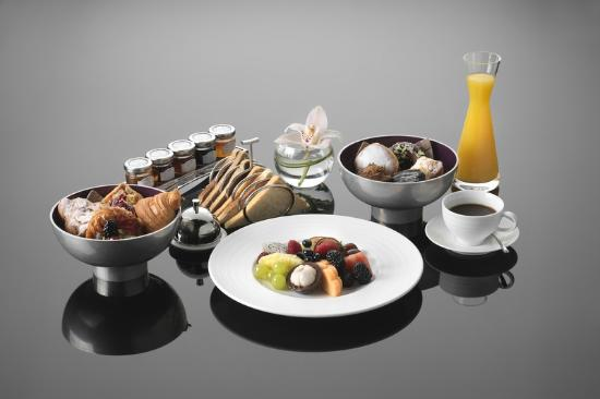 In Room Dining - Breakfast Option