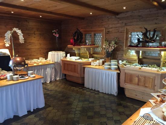 Seehotel Schlierseer Hof: Outstanding Breakfast Buffet!