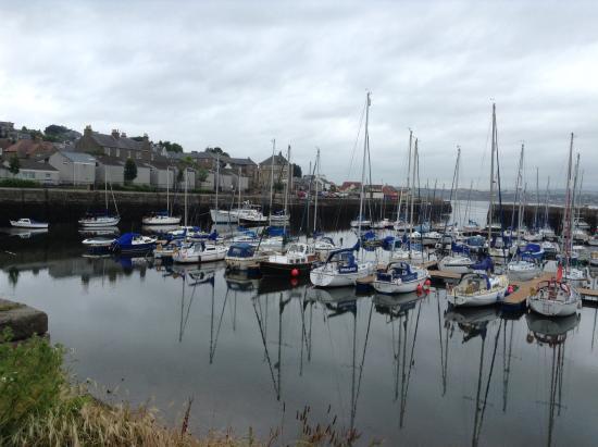 Fife, UK : Lots of quaint harbours