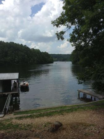 Lake Catherine, AR: View of the Lake