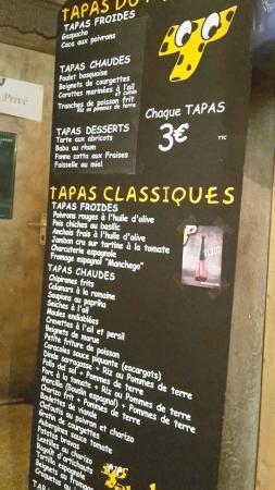 Tapalocas : Carte
