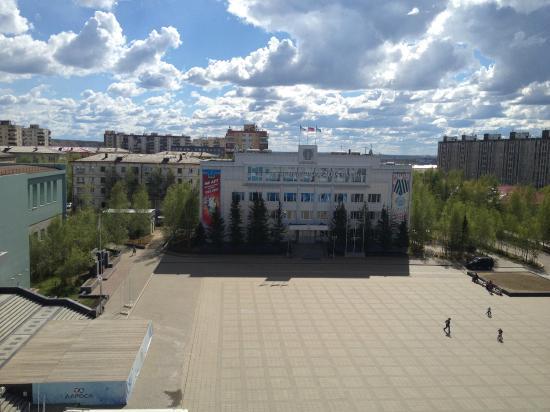 Zarnitsa Hotel : Центральная площадь