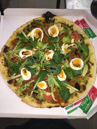 Pizza Malta