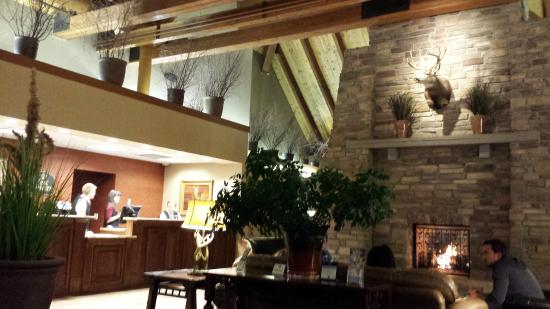 Best Western Plus Bryce Canyon Grand Hotel: Hotellobby