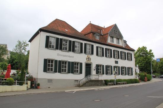 Hotel Fürstenberg Beethovenhuis.