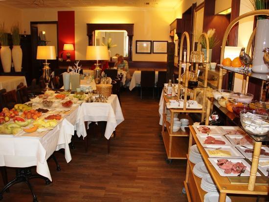 Hotel Fürstenberg: Hotel Fuerstenberg Ontbijtzaal.