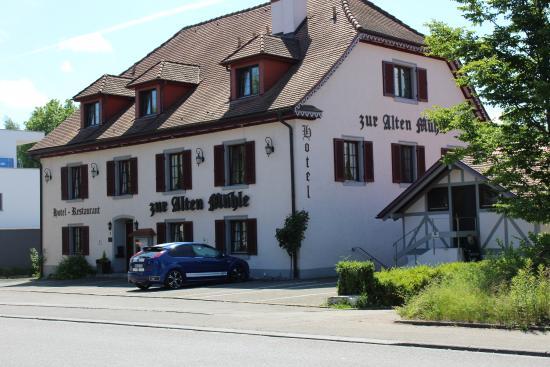 Hotel Restaurant Alte Muehle