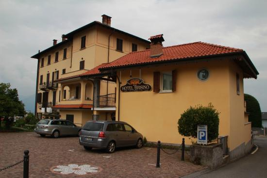 Hotel Brisino: Hôtel Brisino