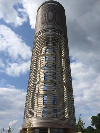 Berdorf, Luxemburgo: Aquatower