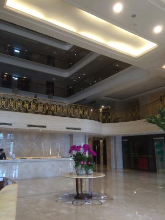 Justwin Grand Hotel: エントランスホール