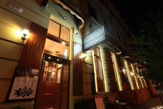 Old Town Restaurant Wine & Bar