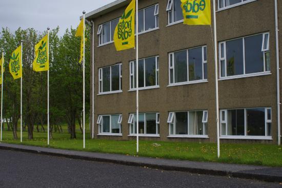 Hotel Edda Skogar: hotel