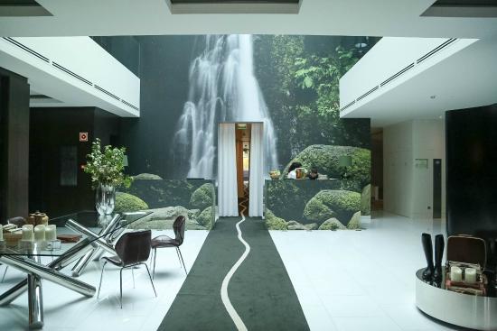 Modern Spa Hotels Uk