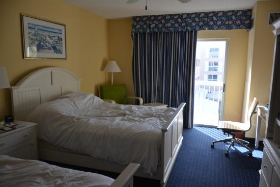 Doubletree By Hilton Hotel Grand Key Resort West Inside The Room