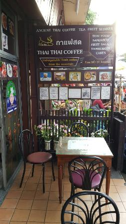 Thai Coffee