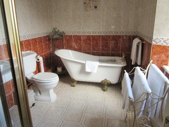 Roseburn: Das tolle Badezimmer