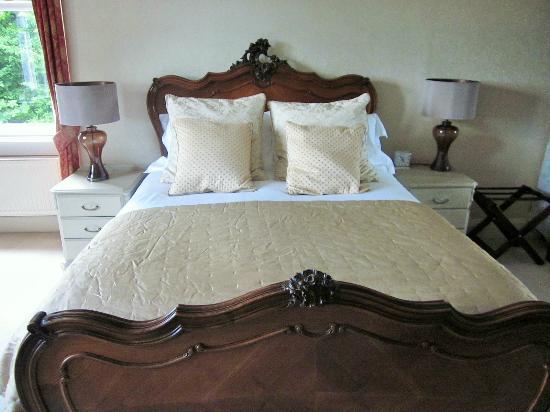 Roseburn: Zimmer mit sehr viel Platz