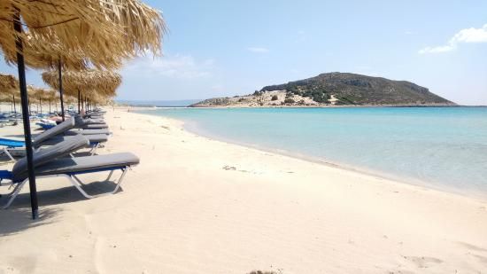 Simos beach - Picture of Simos beach, Elafonisos - TripAdvisor