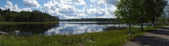 Fredriksberg, Sverige: Safsen juni 2015