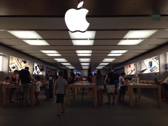 Cap 3000 : Apple Store