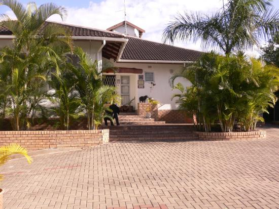 Bhangazi Lodge : Arrivée au Lodge