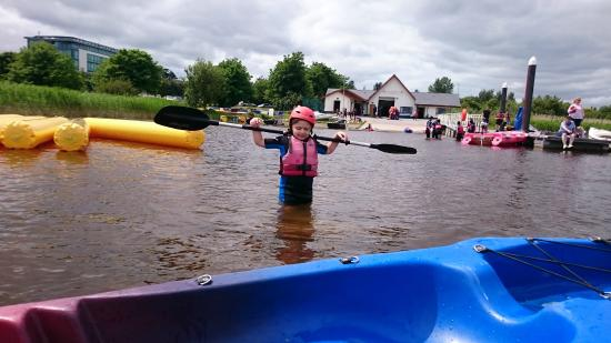 Baysports - Hodson Bay Boat Training and Watersports Centre : Kayaking