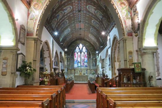St Peter's Village Tour: St.Peters Church