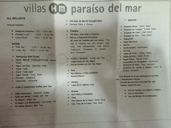 Villas Paraiso Del Mar Holbox All Inclusive