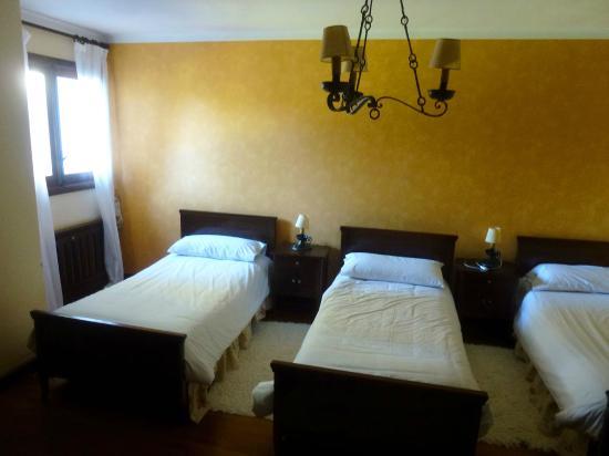 Hosteria Futalaufquen: Habitación (3 camas)