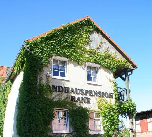 Landhauspension Rank