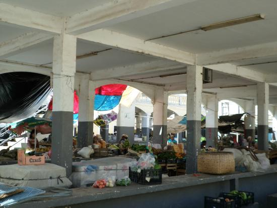 Assomada Market