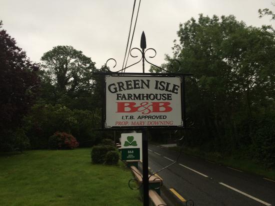 Green Isle Farmhouse